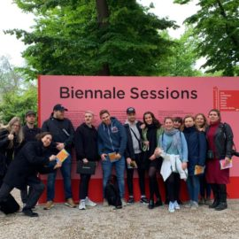 Brand Academy goes Kunstbiennale