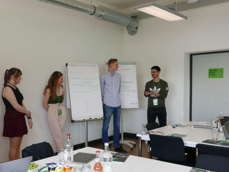 Brand Management Workshop Juni 2019