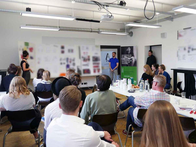 4YOU Praxisprojekt Brand Academy Abschlusspräsentation