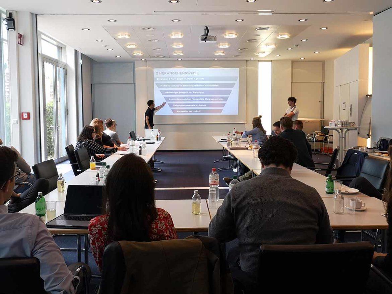 Praxisprojekt Beiersdorf